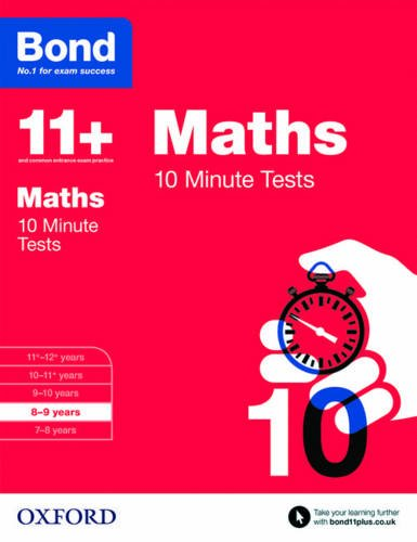 bond-11-maths-10-minute-tests-8-9-years