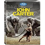 John Carter Taiwan Blu Ray 3D + 2D Steelbook / Viva Metal Pack Edition Extremely Rare Region Free