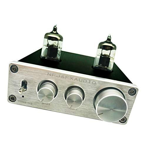 Baoblaze Preamplificador Altavoz Amplificador Auriculares