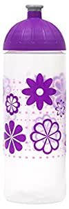 ISYbe-Trinkflasche 0,7l Motiv: Blume