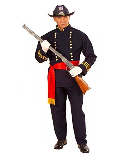 Unions General Kostüm XL (Kostüm General Union)