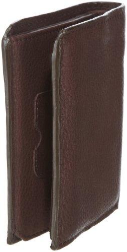 Strellson Harrison BillFold Q6 4010001046 Herren Geldbörsen 9x11x1 cm (B x H x T), Braun (dark brown 702) Braun (dark brown 702)