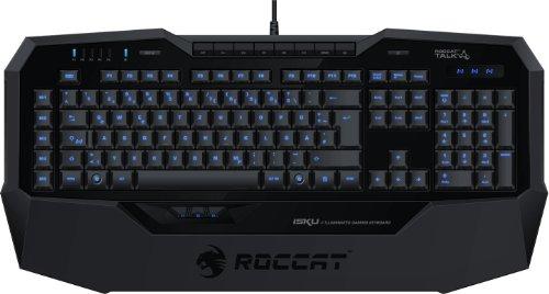 Roccat Isku Illuminated Gaming Keyboard (Layout ITA)