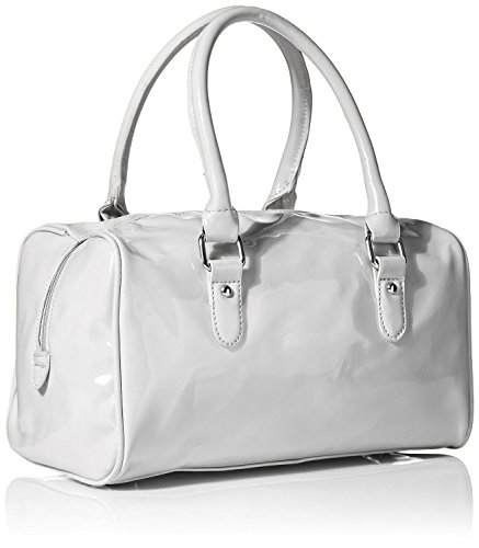 MC Bag dimensions : 12.5 x 6 x 6.5 inches., Borsa a mano donna Small Grigio (grigio)