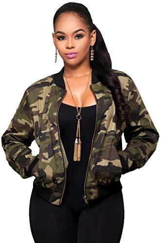 Boutique en ligne bf4fa d4ebf obey chamarra militar con capucha para mujer amazon.com ...