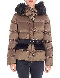 Amazon.it  Pinko - Marrone   Giacche e cappotti   Donna  Abbigliamento b45d7b2b112