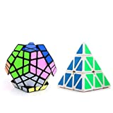 #4: Combo of Megaminx and Pyraminx