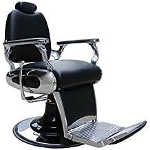 Fauteuils barbier pour salon de coiffure MD prince