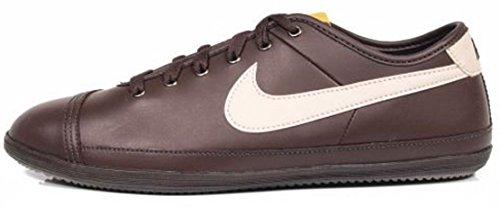 Nike Flash in pelle M Brown 441396202, Uomo, marrone, 45 Marrone