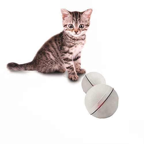 Juguete de pelota interactivo para gatos