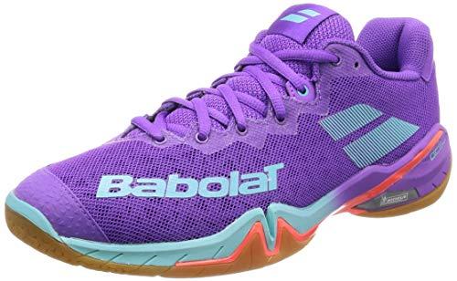 Babolat BAdmintonschuh Damen Shadow Tour Topmodell (37 EU)