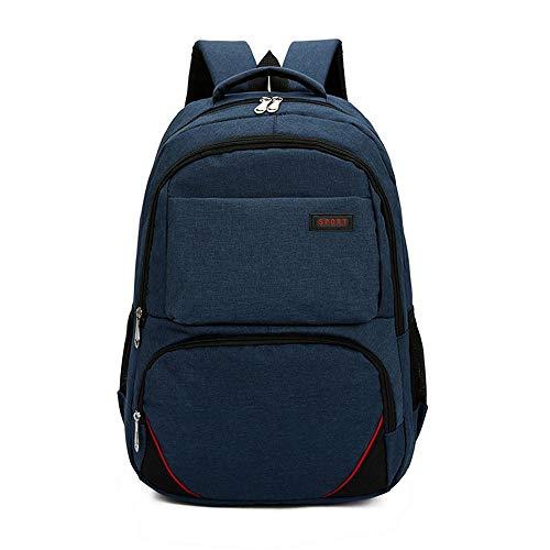 Reiserucksack, Neue Rucksack Oxford Textile Wasserdichte Männer Rucksack College Student Tasche Computer Business Bag