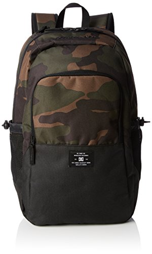 DC Detention Zaino Casual, 47 cm, Bold Camo Green