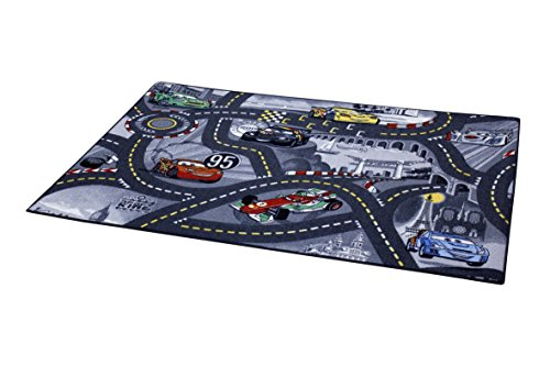 Associated Weavers Spielteppich World of Cars 97 - 3