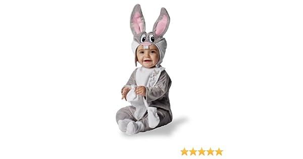 18//36 Mois D/éguisement D820-002 Looney Tunes Bugs Bunny