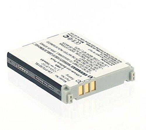 Akkuversum Ersatz Akku kompatibel mit PANASONIC KX-TW221 Ersatzakku Telefon Schnurlos