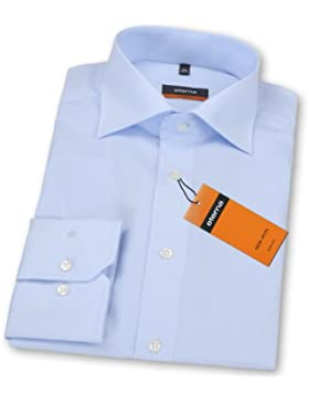 Eterna Hemd Slim Fit Hellblau Gr.42