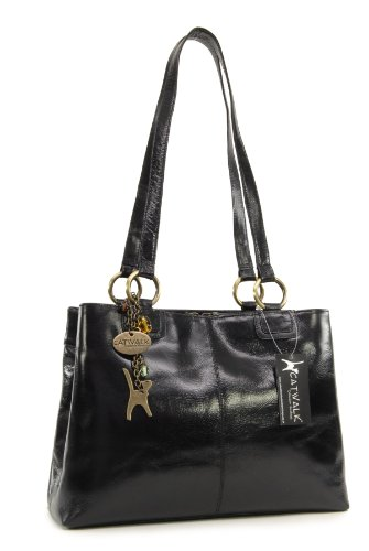 catwalk-collection-big-tote-shoulder-bag-bellstone-vintage-leather-black