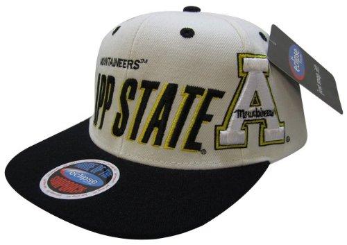 NCAA UNLV Rebels Big N 'Bold Stil Snapback Hat, Rot/Schwarz, Herren, weiß / schwarz