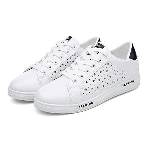 Mme CHT Creuse Chaussures De Sport Occasionnels Printemps Et En Automne Black