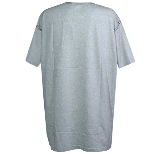 Kitaro, kurzarm Shirt T-Shirt, 131601-5106, flanell navy [14731F] Flanell