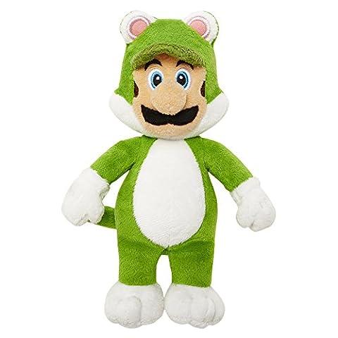 Nintendo - JAKKNINPLUSHCATLUIGI - World of Nintendo - Super Mario