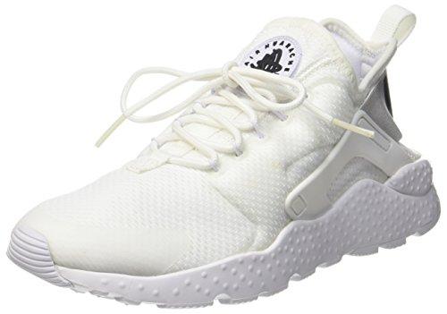 Nike W air huarache run ultra - Laufschuhe, Damen, Farbe Weiß
