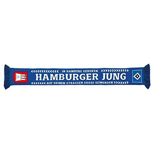 """SCHAL FANSCHAL """"Die Kids von der Elbe""""  HAMBURGER SV HSV NEU"""