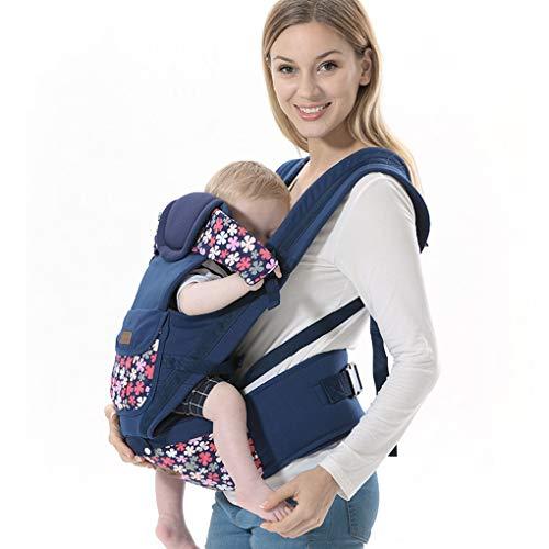 Reibung Schnalle Schulter Riemen (GAOLEI Multifunktionale Babytrage, ergonomischer Hüftsitz Atmungsaktives 3D-Gewebe Abnehmbar Hochwertige, erweiterte Schnalle Maximale Belastung 20 kg Geeignet für Kinder von 0 bis 3 Jahren)