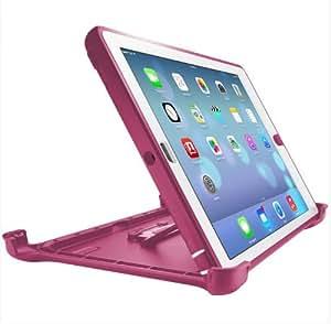 OtterBox Defender Series, Schutzhülle für das Apple iPad Air, Pink/Weiß