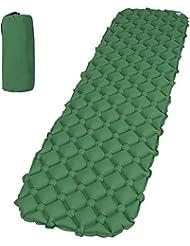 Chihee Colchoneta Inflable Ligera y Compacta y Cómoda. Colchón de Aire para Acampar, Senderismo