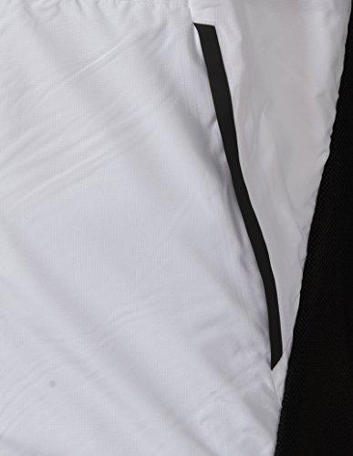 Tech Hypermesh WR Nike-Sweat-shirt-Homme Blanco (White / Omega Blue / Black)