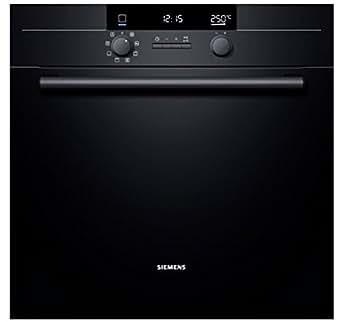 Siemens HB65AB622F four - fours (Grand, Intégré, Electrique, A-30%, Noir, boutons, Rotatif)