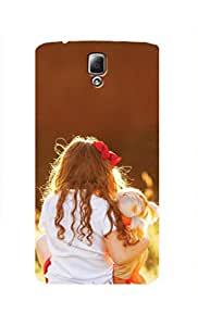 ZAPCASE PRINTED BACK COVER FOR LENOVO A2010 - Multicolor