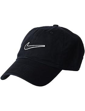 Nike U NK H86 Essential SWSH Gorra de Tenis, Unisex Adulto, Negro (Black), Talla Única