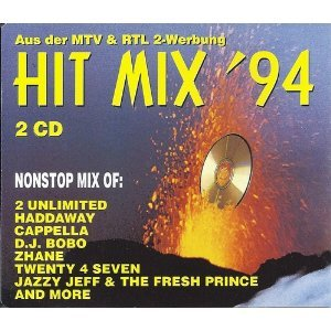 Nonstop DJ Mix von Hits die 1994 in den Clubs liefen - ideal für 90er Parties oder einfach als wundervolle Erinnerung !! (CD Compilation, 35 Tracks, Various, Diverse Artists, Künstler) Phase Generator - Suicide / Colonel Abrams - I'm Caught Up / Sharada House Gang - Dancing Through The Night / DJ Miko - What's Up / 2 Brothers On The 4th Floor - Never Alone u.a.