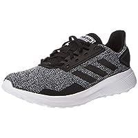 adidas Duramo 9 Men's Road Running Shoes, Black, 8.5 UK (42 2/3 EU)