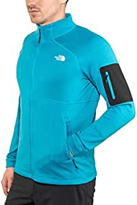0a3e89efb THE NORTH FACE Impendor Jacket Men blue 2018 winter jacket: Amazon ...