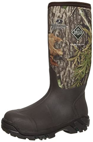 MuckBoots Woody Sport Cool Hunting Boot,Mossy Oak Obsession,7 M US Mens/8 M US Womens