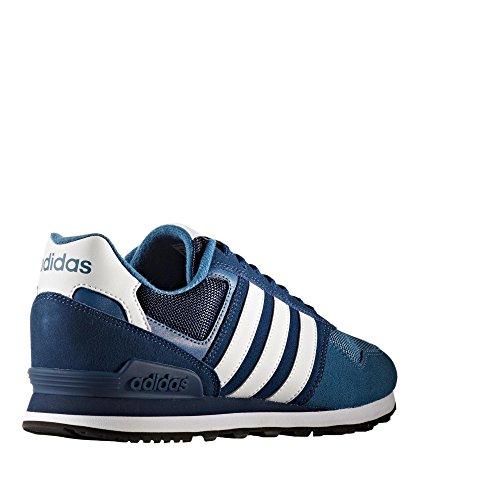 adidas 10k, Chaussures de Fitness Homme Bleu (Azumis / Ftwbla / Azubas)