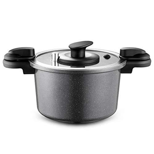 ZLDGYG Utensilios de Cocina antiadherentes para el Horno, Aptos para lavavajillas, Negros