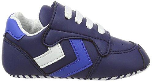 Hummel Pre Runner, Unisex-Kinder Sneakers Blau (Medieval Blue)