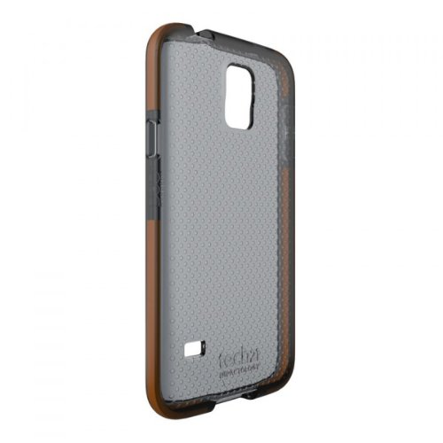 Tech21 Impact Mesh smokey T21-4008 für Samsung Galaxy S5 GT-I5500 (grau) (I5500 Gt)