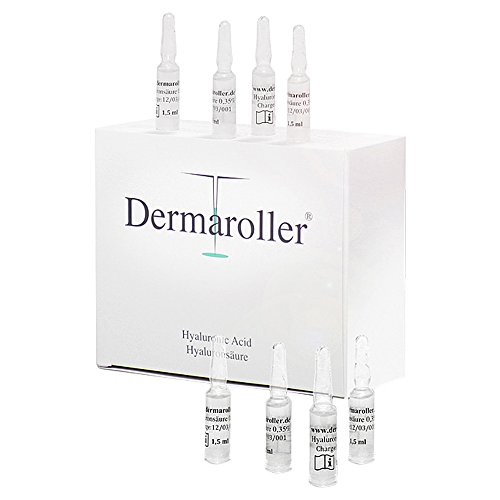 Dermaroller Ampullen 0,35% Hyaluronsäure, 1er Pack (1 x 30 Stück)