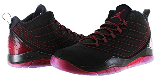 Nike pour homme Jordan Velocity Noir/rouge