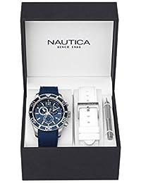 Nautica Herren-Armbanduhr NAD16551G