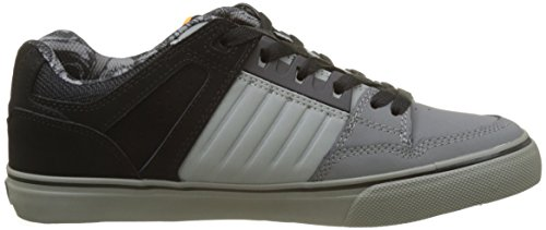 DVS SHOES Herren Celsius CT Sneaker, Schwarz Gris (Charcoal Grey Black Nubuck Deegan)