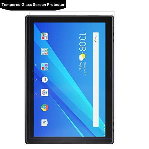 lokeke gehärtetem Glas Displayschutzfolie für Lenovo Tab 410.0Plus, 0,3mm Dicke, aus echtem Glas
