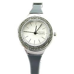 Dual watch 'Sissi'grau.