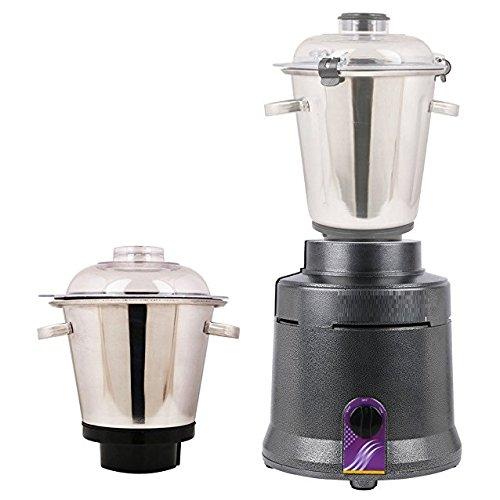Sunmeet Aluminium 2000W Mixer Grinder (Black, 2 Jar)